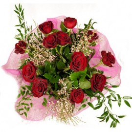 "Bouquet ""Rose romantiche"""