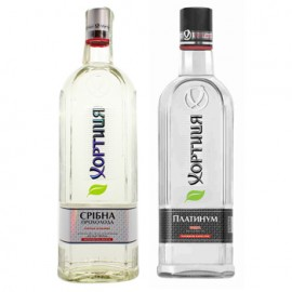 Khortytsya Vodka Duo