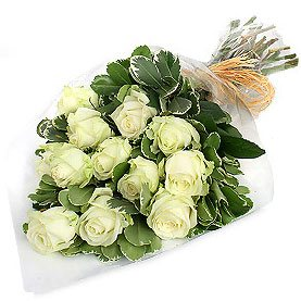 Bouquet di 11 Rose Vergini